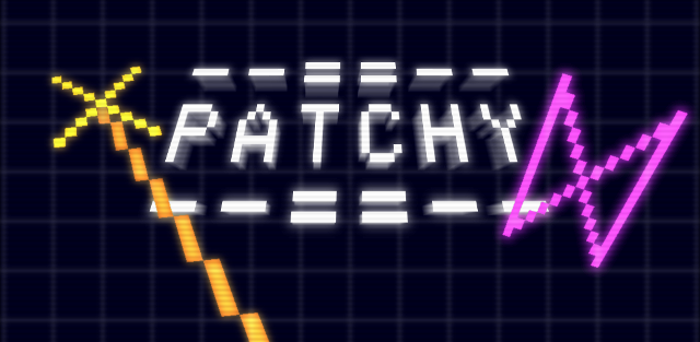 Patchy's feature graphic